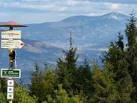 Tip na pěší výlet nebo kola - Velký Javorník