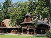 Tip -  Valašské muzeum v přírodě - městečko, Rožnov pod Radhoštěm