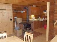 kuchyn - chata k pronajmutí Horní Bečva