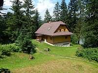 Chata k pronajmutí - okolí Jezerného