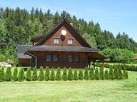 Chalupa k pronajmutí - dovolená Vodní nádrž Horní Bečva rekreace Prostřední Bečva