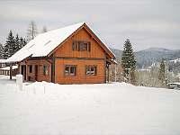 Dřevěnice u vleku - chalupa ubytování Horní Bečva