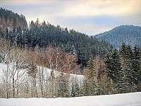 Okolí chalupy - Horní Bečva