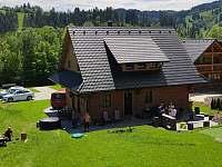 Hrozenka z naší rozhledny - chata ubytování Nový Hrozenkov