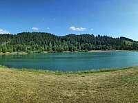 Jezero panoramaticky - pronájem chaty Nový Hrozenkov