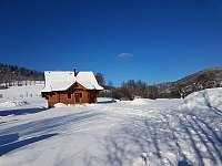 Chata k pronajmutí - zimní dovolená Nový Hrozenkov