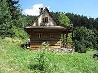 ubytování Velké Karlovice Chata k pronajmutí