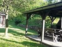 Chata Borčí Ratiboř - chalupa ubytování Ratiboř u Vsetína