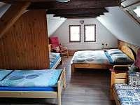 ložnice podkroví - Ratiboř u Vsetína