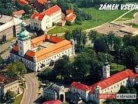 zámek Vsetín - Ratiboř u Vsetína