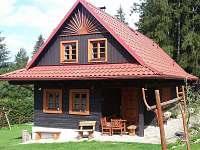 Chalupa k pronájmu - dovolená Valašsko rekreace Horní Bečva