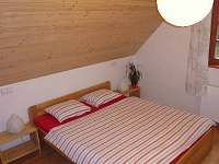 Pokoj č.5 dvoulůžkový - chalupa k pronájmu Horní Bečva