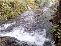 potok - chata k pronájmu Morávka