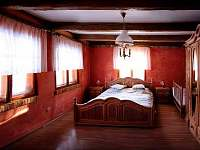 2. pokoj 2xdvoupostel - Střítež