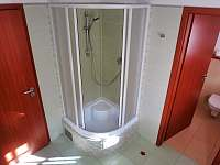 koupelna - pronájem chalupy Trojanovice