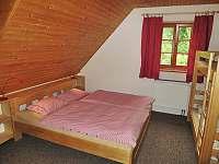 pokoj č. 1 - chalupa ubytování Trojanovice