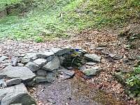 Pramen pitné vody - Bystřice