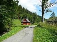 Chata Bzové - celkový pohled
