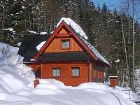 Chata k pronajmutí - dovolená Vodní nádrž Horní Bečva rekreace Velké Karlovice