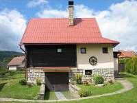Horní Bečva ubytování pro 9 až 12 osob  pronájem
