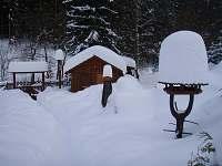 Horní Bečva - chata k pronájmu - 25