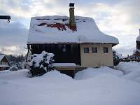 Chata k pronájmu - zimní dovolená Horní Bečva