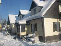Beskydy v zimě, leden 2008 - Ostravice