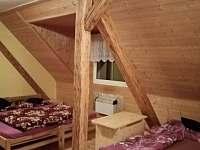 pokoj v podkroví, jaro 2021 - Ostravice