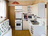 kuchyň 529 - pronájem apartmánu Prostřední Bečva