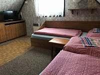 ložnice 623 - apartmán k pronajmutí Prostřední Bečva