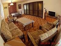 obývací pokoj 529 - apartmán k pronajmutí Prostřední Bečva