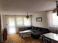 obývací pokoj 529 - apartmán k pronájmu Prostřední Bečva