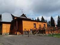 Levné ubytování Vodní nádrž Horní Bečva Chata k pronájmu - Bílá