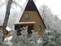 Chata k pronajmutí - zimní dovolená Trojanovice