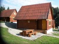 Prostřední Bečva - chatky k pronajmutí - 19