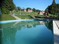 ubytování Lyžařský vlek Palacký vrch - Bludovice v chatkách na horách - Prostřední Bečva