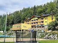 Prostřední Bečva silvestr 2021 2022 ubytování