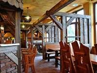 Stylova restaurace - chatky ubytování Prostřední Bečva