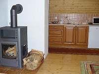 Dřevěnice pod Kyčeru - pronájem chalupy - 12 Horní Bečva