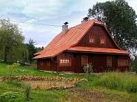 ubytování Horní Bečva Chalupa k pronajmutí
