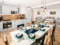 Velký apartmán- kuchyň - Bukovec