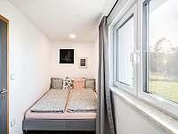 Velký apartmán- ložnice pro dvě osoby - pronájem chalupy Bukovec