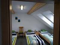 Pokoj pro čtyři hosty