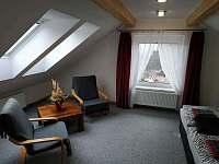 Velká ložnice v patře