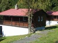 ubytování Skiareál Kubiška Chatky na horách - Horní Bečva