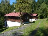 ubytování Skiareál Soláň v chatkách na horách - Horní Bečva