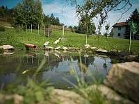 Na kopci u Krhutků - apartmán - 36 Dolní Bečva