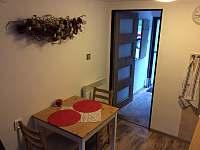 Kuchyňka - chata ubytování Dolní Bečva