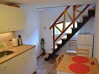 Kuchyňka - chata k pronajmutí Dolní Bečva