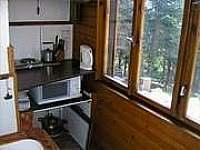 Plně vybavená kuchyňka - chata k pronájmu Kohútka - Portáš
